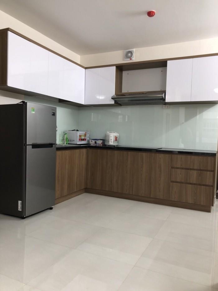 Cho thuê CHCC Summer Quare, Quận 6 (Tân Hòa Đông), Diện  tích: 66 m2, 2 pn, 2 wc