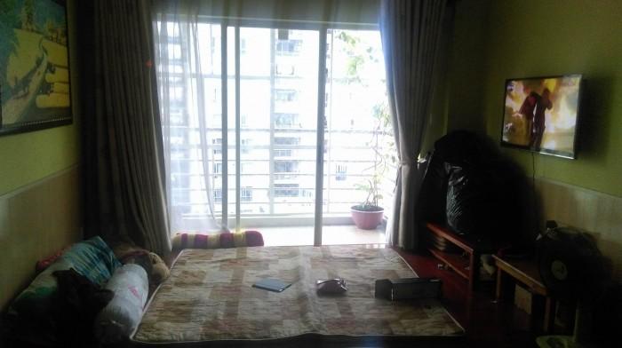 Cho thuê CHCC Nguyễn Văn Đậu , Quận Phú Nhuận , Diện tích: 95 m2, 2 PN, 2 wc