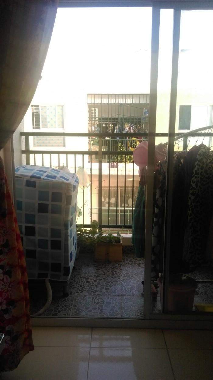 Cho thuê CHCC Khang Gia Tân Hương, Quận Tân Phú, Diện tích: 65 m2, 2 PN