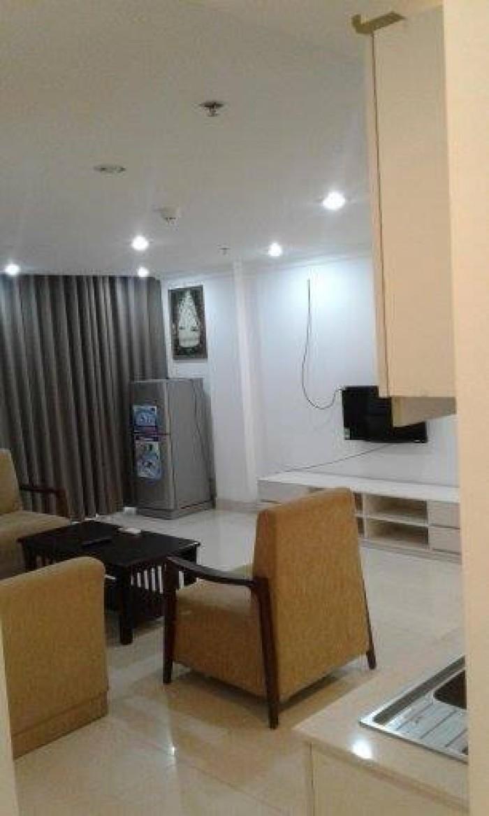 Cho thuê CHCC BMC , Quận 1 , Diện tích: 95 m2, 3 PN, 2 wc