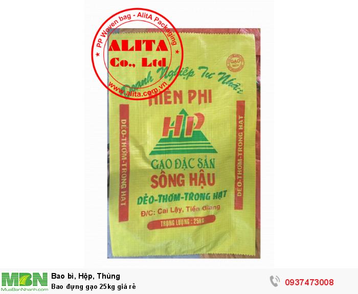 Bao đựng gạo 25kg giá rẻ2