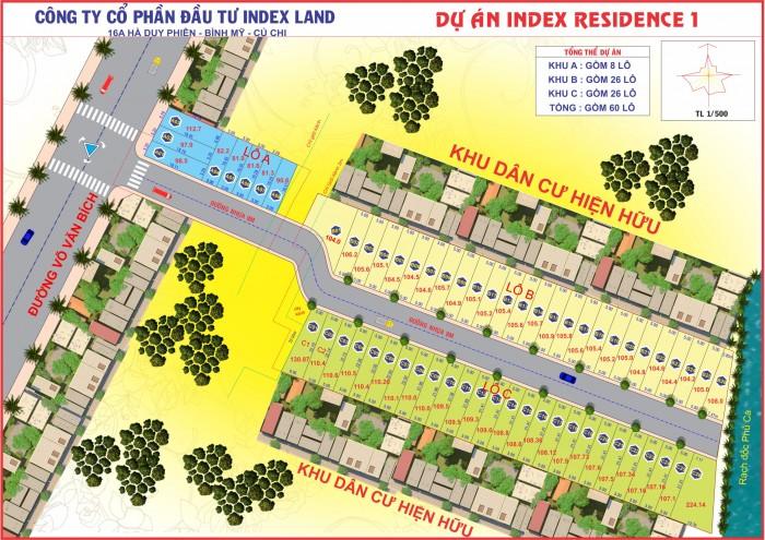 DT 80-110m2 giá chỉ từ 560tr,MT đường Võ Văn Bích,Trả trước 40%, nhận sổ thanh toán đủ