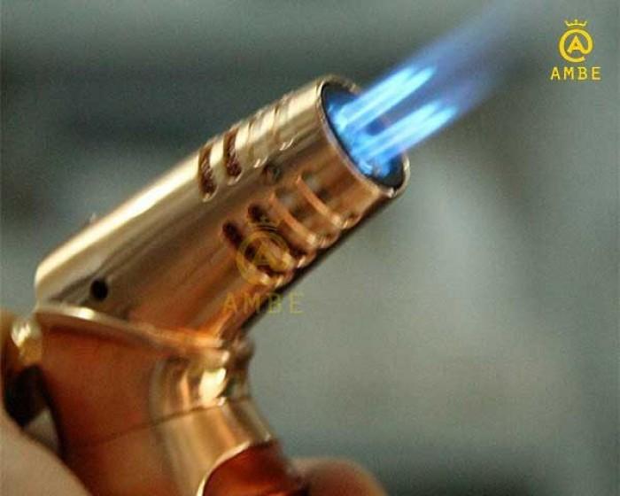 Bật lửa khò 4 tia Jobon ZB 3934