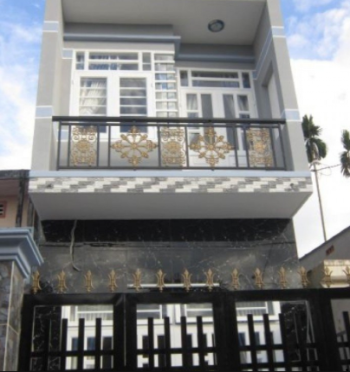 Bán Nhà Hẻm 8m  P.Sơn Kỳ, Q.Tân Phú (DT: 4.4x13.5m, 1 lầu )