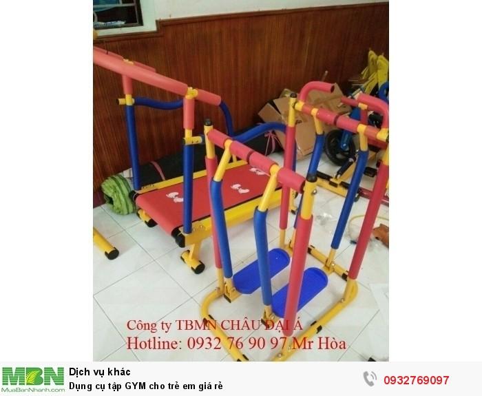 Dụng cụ tập GYM cho trẻ em giá rẻ2