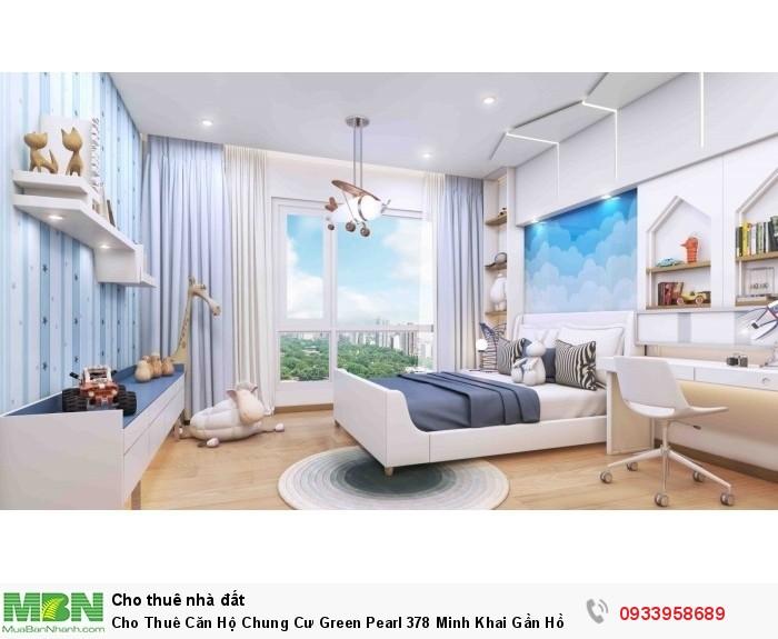 Cho Thuê Căn Hộ Chung Cư Green Pearl 378 Minh Khai Gần Hồ Gươm