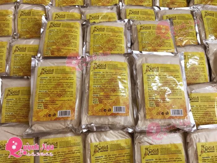 Bột Mặt Nạ Collagen Tinh Chất Vàng 24K Italia đóng gói 500gr/Gói2