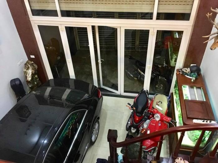 Bán nhà Nguyễn Trãi Thanh Xuân 70m 5 tầng mt 5.3m nhà đẹp ô tô tránh