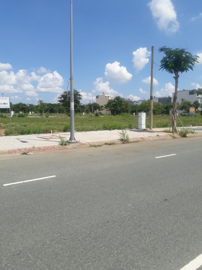 Đất nền MT Nguyễn Thị Định, Cát Lái, Q2, CSHT 100%, TC, 5x20m, sổ riêng, giá 18tr/m2.