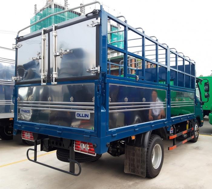 Xe tải ollin 350_2,15 tấn thùng dài 4,3m hỗ trợ trả góp,tiêu chuẩn khí thải Euro 4