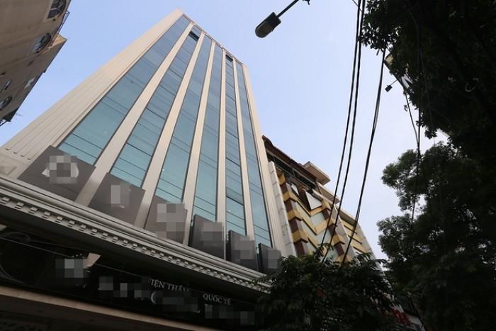 Bán cao ốc mặt tiền Hoàng Văn Thụ, 7 tầng, 200 tỷ.