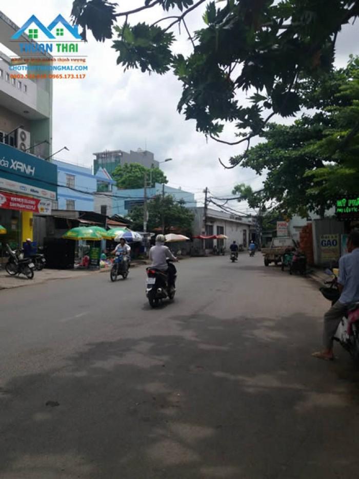 Nhà Cho Thuê Đường Số 6 - Bình Tân - 4.5mx20m