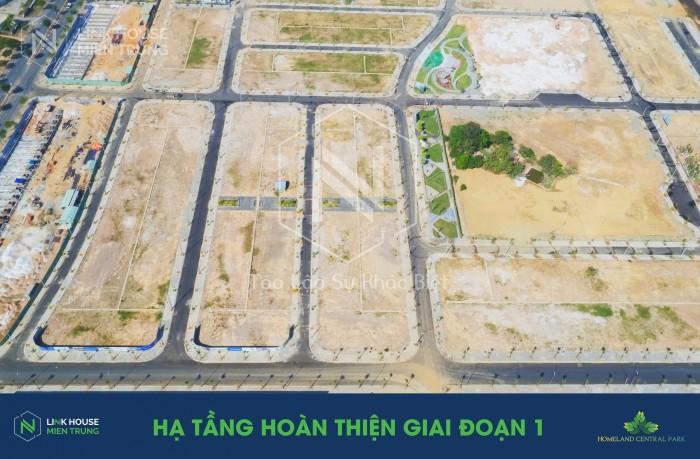 Mở bán đất nền siêu hót Homeland Central Park - Đà Nẵng