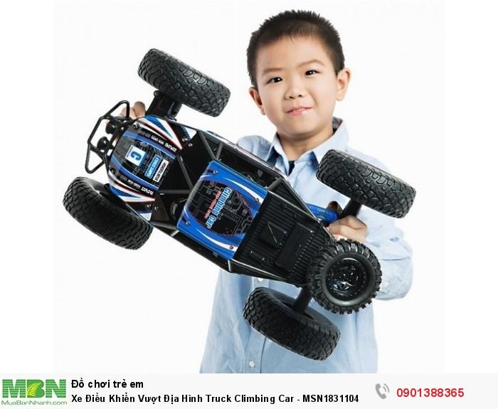 Xe Điều Khiển Vượt Địa Hình Truck Climbing Car - MSN1831104