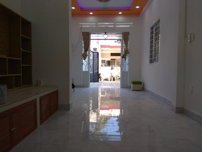 Nhà MỚI, ĐẸP sàn 76 m2 đường XH 120 ngay KDL SUỐI TIÊN, SHR chính chủ.