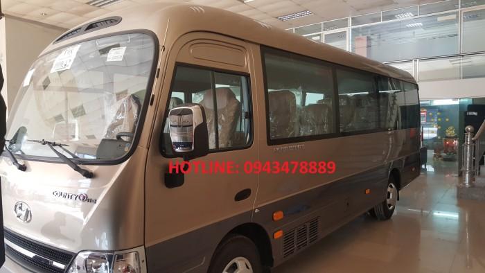 Bán xe Hyundai County thân dài Đồng Vàng 8