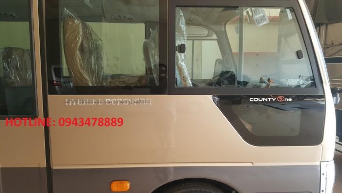 Bán xe Hyundai County thân dài Đồng Vàng 5