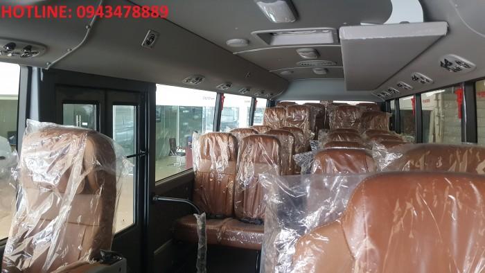 Bán xe Hyundai County thân dài Đồng Vàng 2