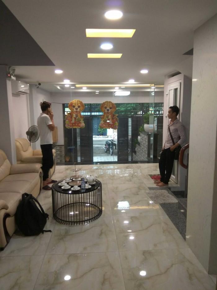 Cho thuê mặt bằng đường nội bộ 117 Nguyễn Hữu Cảnh