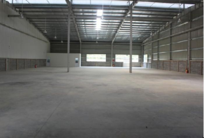 Cần bán kho xưởng DT 592m2 có 187m2 Thổ cư SHR Đoàn Nguyễn Tuấn Huyện Bình Chánh