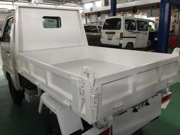 Xe ben Suzuki 500kg thùng cao 2 tất 6 tặng 100% thuế trước bạ và gói quà tặng 5 triệu 2