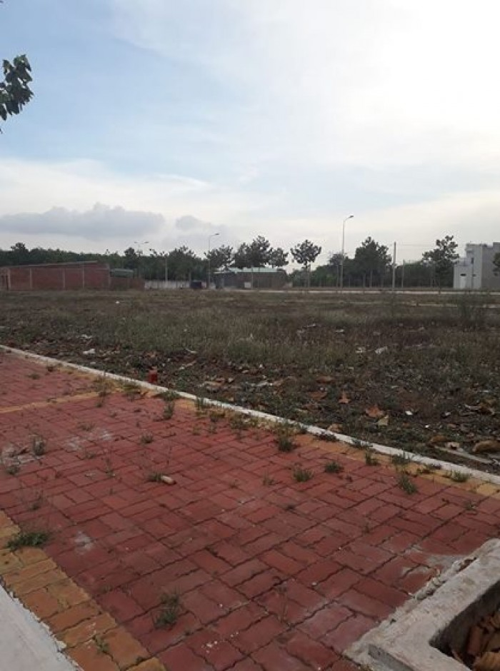 Bán 3 lô đất cuối cùng  mặt tiền ngay trung tâm thành phố Bà Rịa