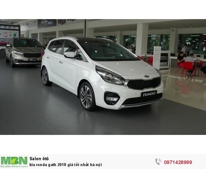 Kia Rondo gath 2018 giá tốt nhất hà nội