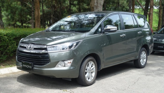 Toyota Inova E 2018 số sàn Hỗ trợ trả góp lên tới 90%