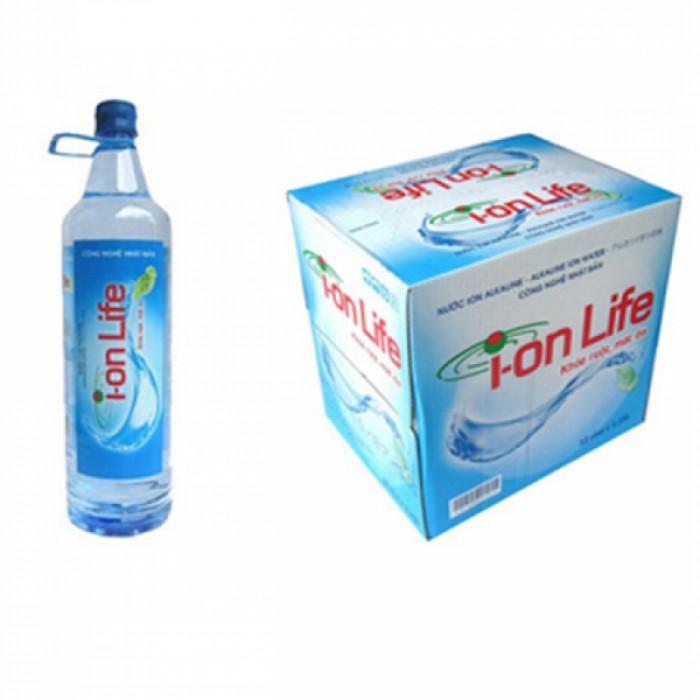 Nước uống ion life chai 450ml