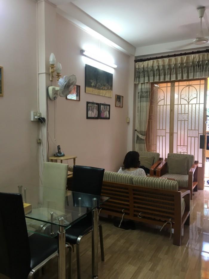 Bán Gấp đi nước ngoài, nhà hẻm Nguyễn Thiện Thuật Q3, giá 8.7 tỷ