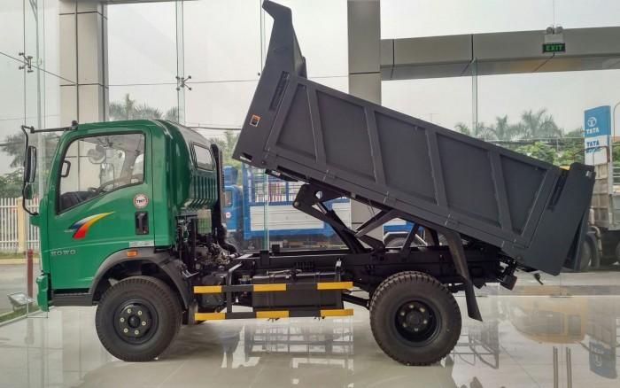 Xe Ben HoWo 6T5 giá nhà máy