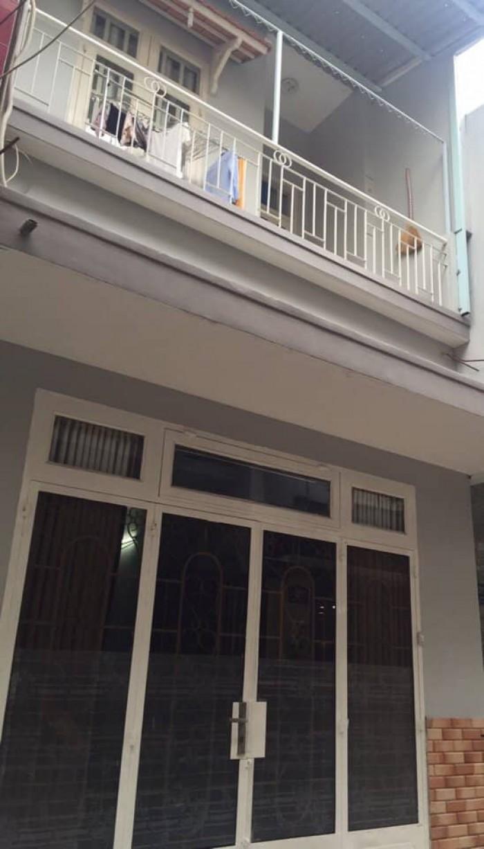 Bán nhà hẻm 118 Tân Hương.khu dân cư. Hiện trạng : nhà cấp 4,Nhà đẹp ở ngay, Khu vực an ninh