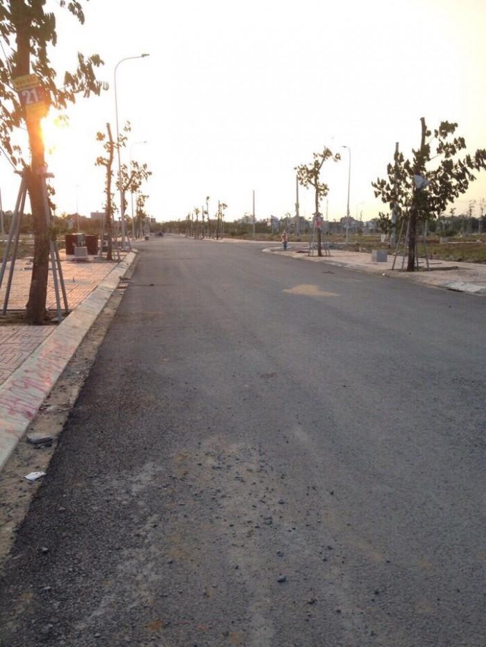 Bán đất ngay giao lộ Trường Lưu - Nguyễn Duy Trinh, Phường Long Trường, Quận 9, TP. Hồ Chí Minh.