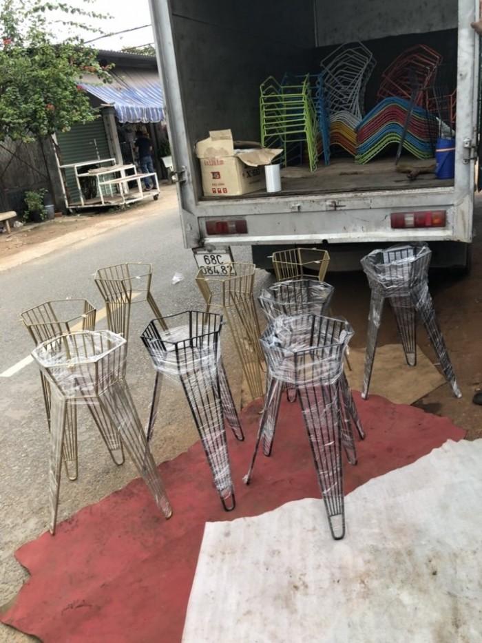 Bàn ghế sắt mỹ nghệ giá rẻ1