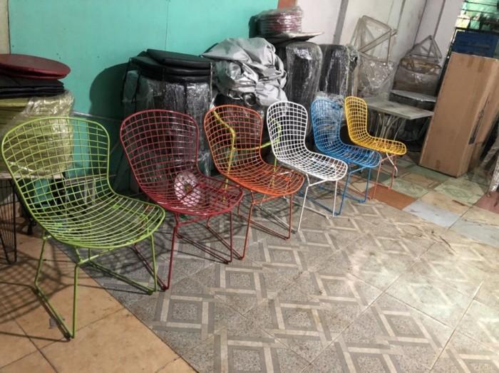 Bàn ghế sắt mỹ nghệ giá rẻ3