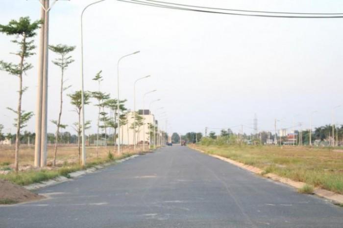 Đất nền gần KCN Củ Chi Long An, Có sổ và xây dựng tự do. 370 triệu