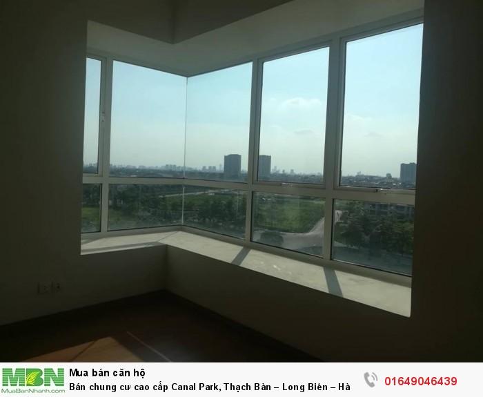 Bán chung cư cao cấp Canal Park, Thạch Bàn – Long Biên – Hà Nội