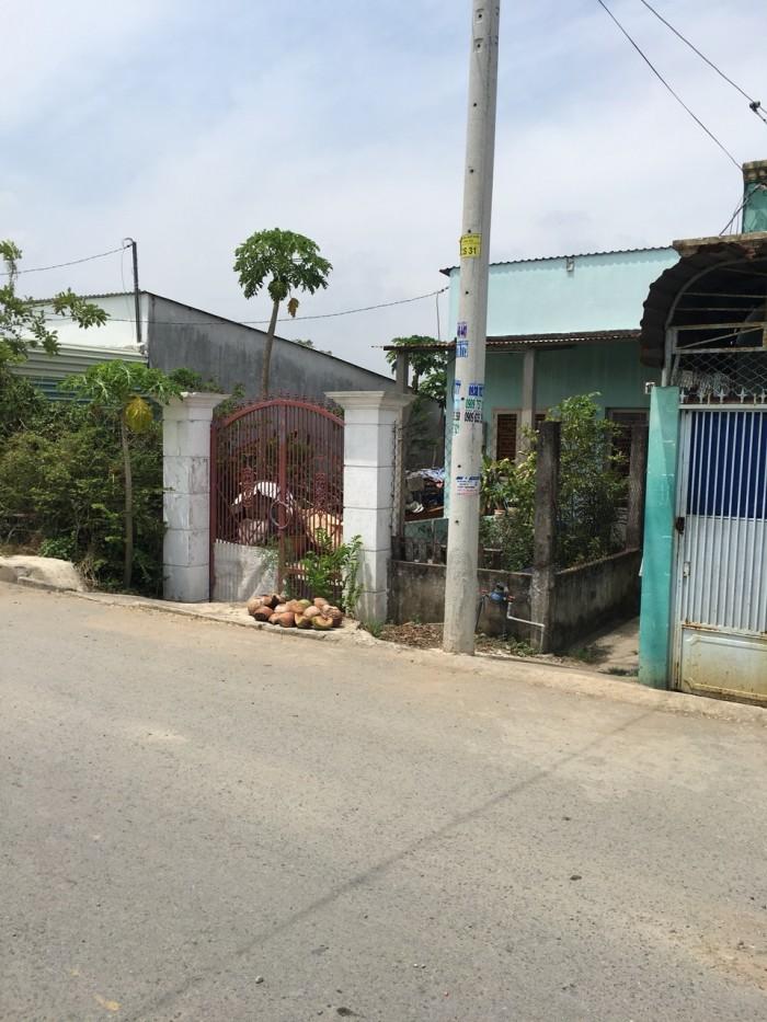 Đất mặt tiền đường oto 240m2, xã quy đức, huyện Bình Chánh