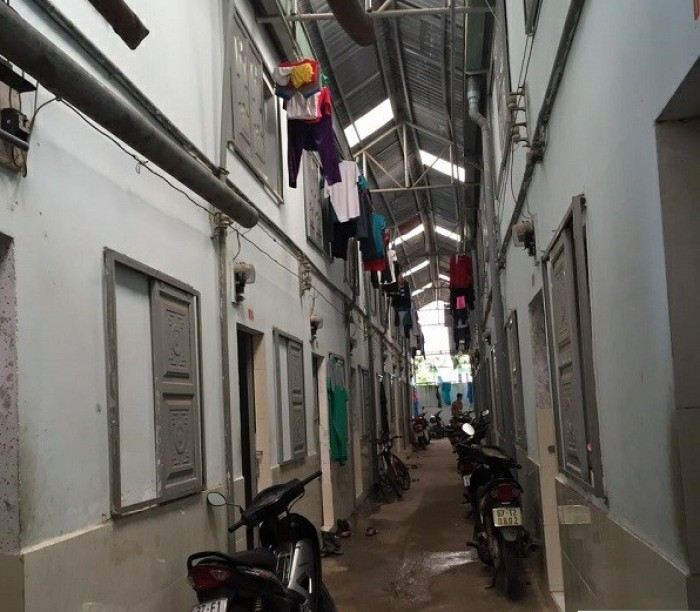 Trọ 18 phòng Vĩnh Lộc 280m2 gần KDC, KCN lớn