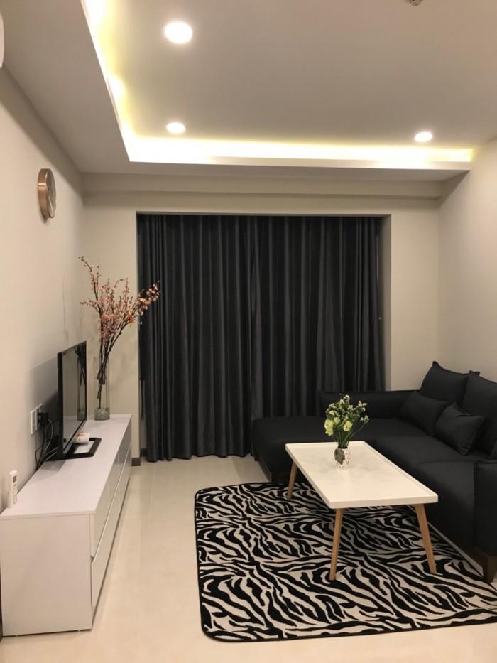 Cần tiền nên bán lại căn hộ 2 Phòng ngủ, 2 tolet lầu cao dự án Căn Hộ The Gold View, giá chỉ 3.6ty.