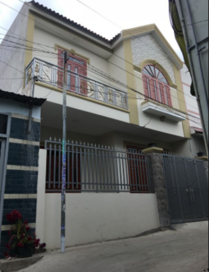 Cần bán gấp nhà hẻm 10m đường Phan Đăng Lưu 8x14m