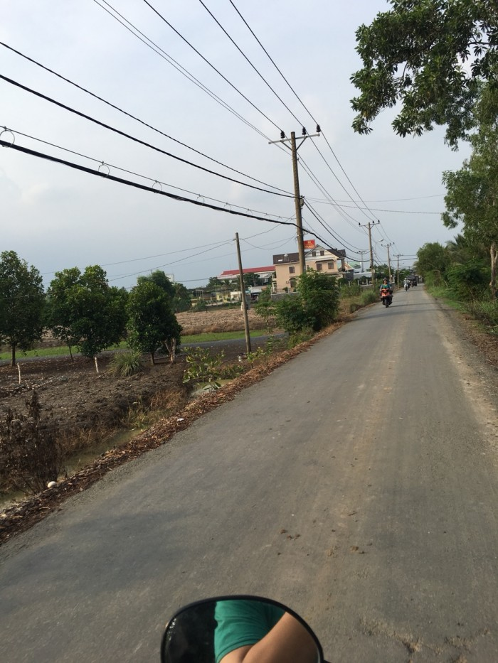 1000m2 đất, xã Hưng Long, Bình Chánh