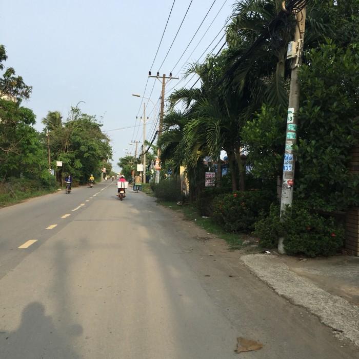 Bán 1200m2 đất xã Quy Đức, huyện Bình Chánh