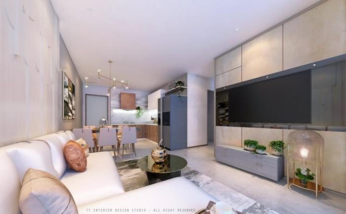 Căn hộ cao cấp chuẩn 5*, 3 mặt tiền Quận 4, nhận giữ chỗ ưu tiên suất nội bộ căn đẹp nhất