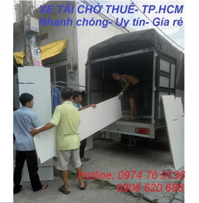 Xe tải chở thuê quận Bình Tân
