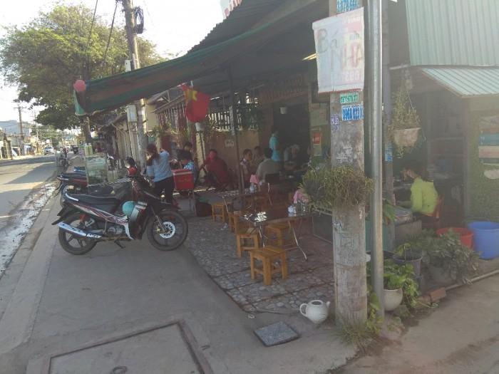 Nhà 2 MT Hoàng Hữu Nam q.9 , dt sàn 81 m2, chính chủ, SHR