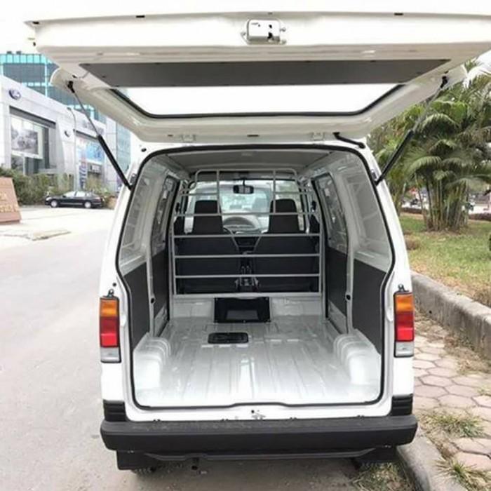 Suzuki Carry Blind Van (Nhỏ Gọn Tiết Kiệm Xăng)
