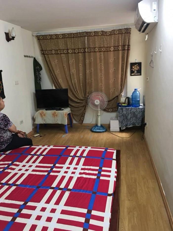 Bán nhà mới về ở luôn phố Kim Mã, ngõ 3 gác, 27m2