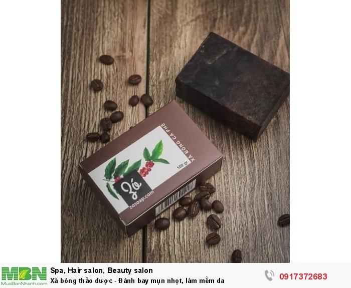 Xà bông thảo dược (Cafe)4