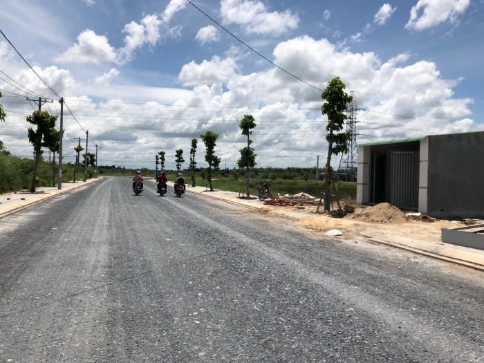Bán Gấp Đất mặt tiền Hương Lộ 2 , củ chi , DT 60m2
